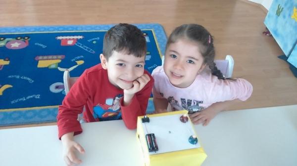 6 yaş A sınıfı devre yapımı